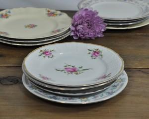 China Side Plates