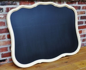 Chalkboards, Mirrors & Signs