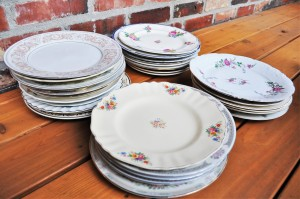 China Dinner Plate