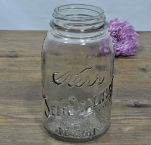 Antique Quart Jar
