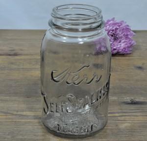 Antique Quart Jar